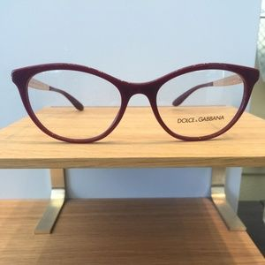 Authentic Dolce & Gabbana Eyeglasses Frames DG3310